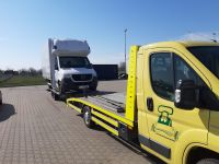 Transport lawetą Gorzów Wielkopolski